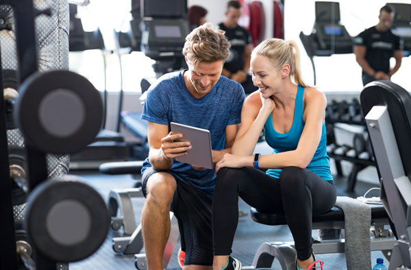Time Tracking Software for Fitness Clubs