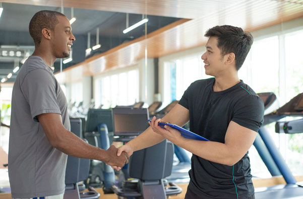 Advanced Digital Fitness Club Contract Software